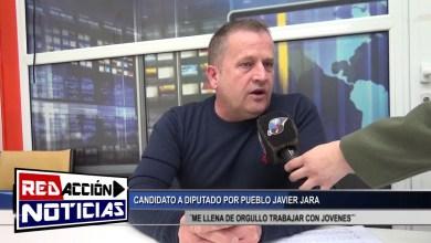 Photo of Redacción Noticias |  CANDIDATO A DIPUTADO POR EL PUEBLO JAVIER JARA – LAS HERAS SANTA CRUZ