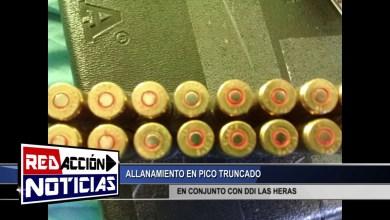 Photo of Redacción Noticias |  DDI PICO TRUNCADO EN CONJUNTO CON DDI LH – LAS HERAS SANTA CRUZ