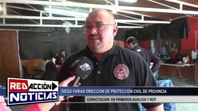 Photo of Redacción Noticias |  DIEGO FARIAS DIRECCION DE PROTECCION CIVIL – LAS HERAS SANTA CRUZ