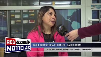 Photo of Redacción Noticias |  INSTRUCTORA MABEL HARD COMBAT – LAS HERAS SANTA CRUZ