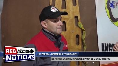 Photo of Redacción Noticias |  SE ABREN LAS INSCRIPCIONES PARA EL CURSO PREVIO DE BOMBEROS VOLUNTARIOS