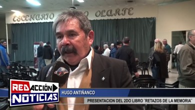 Photo of Redacción Noticias |  HUGO ANTIÑANCO ANTIGUO POBLADOR – LAS HERAS SANTA CRUZ