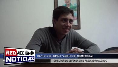 Photo of Redacción Noticias |  LAS HERAS SANTA CRUZ PROYECTO DE LIMPIEZA DE ALCANTARILLAS