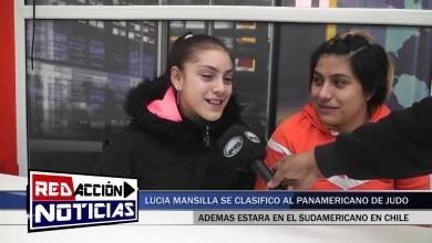 Photo of Redacción Noticias |  LUCIA MANSILLA AL PANAMERICANO DE JUDO – LAS HERAS SANTA CRUZ