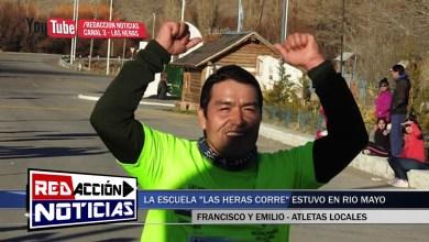 Photo of Redacción Noticias |  LAS HERAS CORRE NOS REPRESENTO EN RIO MAYO CHUBUT – LAS HERAS SANTA CRUZ
