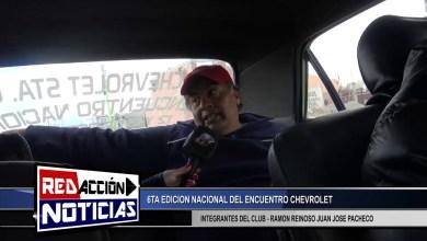 Photo of Redacción Noticias    6TO ENCUENTRO NACIONAL DE CHEVROLET – LAS HERAS SANTA CRUZ