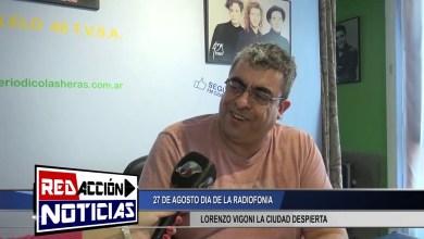 Photo of Redacción Noticias |  27 DE AGOSTO DIA DE LA RADIOFONIA – LAS HERAS SANTA CRUZ  (PARTE 2)