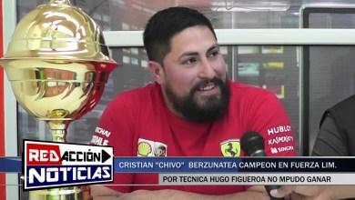 Photo of Redacción Noticias |  CRISTIAN BEZUNARTEA CAMPEÓN EN FUERZA LIMITADA FECHA 3 – LAS HERAS SANTA CRUZ