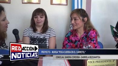 Photo of Redacción Noticias |  PROYECTO – MURGA «POCO CUERDA EN EL CARRETEL» – LAS HERAS SANTA CRUZ