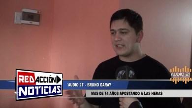 Photo of Redacción Noticias    «AUDIO 21» BRUNO GARAY EL ESFUERZO DE MAS DE 14 AÑOS EN LAS HERAS SANTA CRUZ (PARTE 1)