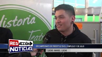 Photo of Redacción Noticias    1ER CAMPEONATO DE FREESTYLE – LAS HERAS SANTA CRUZ 1/2