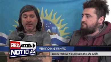 Photo of Redacción Noticias |  IDENTIDAD SUREÑA – PRESENTACION DE TITIN NAVEZ – LAS HERAS SANTA CRUZ