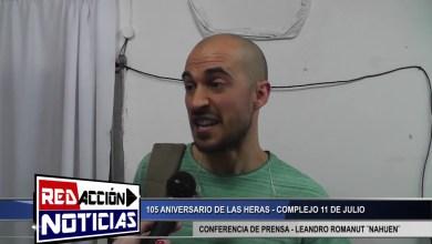 Photo of Redacción Noticias |  ENTREVISTA CON LEANDRO ROMANUT ¨NAHUEN¨ – LAS HERAS SANTA CRUZ