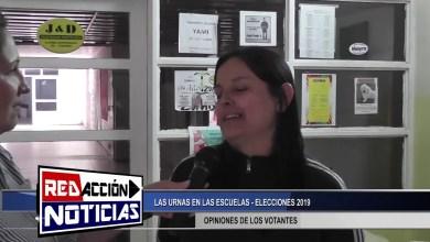 Photo of Redacción Noticias    MESAS EN LAS ESCUELAS – ELECCIONES 2019 LAS HERAS SANTA CRUZ