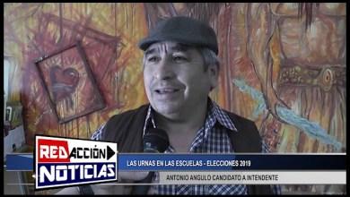 Photo of Redacción Noticias |  AUTORIDADES EN LAS MESAS – ELECCIONES 2019 – LAS HERAS SANTA CRUZ