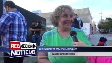 Photo of Redacción Noticias    SANDRA MADRE DE SEBASTIAN SILVA 2DO EGRESADO EN TECNICATURA DE PETROLEO LAS HERAS SANTA CRUZ