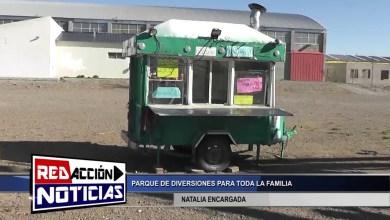 Photo of Redacción Noticias |  PARQUE DIVERSIONES EN LAS HERAS – LAS HERAS SANTA CRUZ