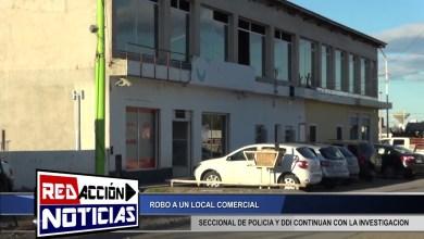 Photo of Redacción Noticias    ROBO A UN LOCAL COMERCIAL –  CONTINUAN CON LA INVESTIGACION LAS HERAS SANTA CRUZ