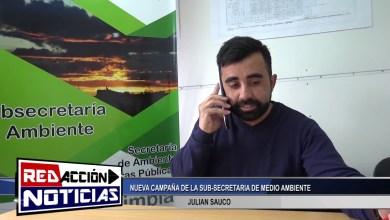 Photo of Redacción Noticias    SUB-SECRETARIA AMBIENTE JULIAN SAUCO – LAS HERAS SANTA CRUZ