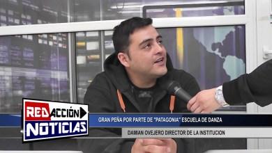 Photo of Redacción Noticias |  DAMIAN OVEJERO DIRECTOR DE LA ESCUELA DE DANZA «PATAGONIA» – LAS HERAS SANTA CRUZ