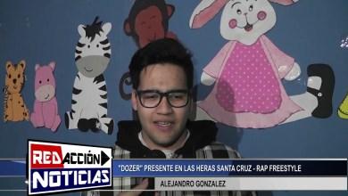 Photo of Redacción Noticias |  RAP FREESTYLE – PRESENTACION DE DOZER POR LA IGLESIA «ARENTINA PARA CRISTO» – LAS HERAS SANTA CRUZ