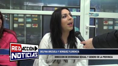 Photo of Redacción Noticias    DELFINA BRIZUELA Y BORQUEZ FLORENCIA DIRECCION DIVERSIDAD SEXUAL – LAS HERAS SANTA CRUZ (PARTE 2)