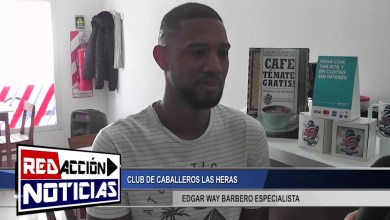 Photo of Redacción Noticias |  EDGAR WAY – CLUB DE CABALLEROS LAS HERAS SANTA CRUZ