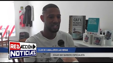 Photo of Redacción Noticias |  EDGAR WAY BARBERO ESPECIALISTA – CLUB DE CABALLEROS LAS HERAS SANTA CRUZ