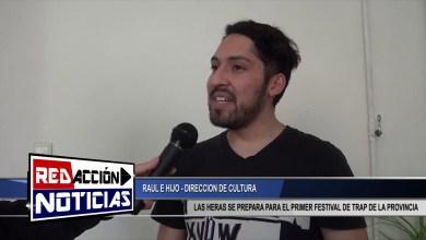 Photo of Redacción Noticias |  1ER FESTIVAL DE TRAP DE LA PROVINCIA EN LAS HERAS SANTA CRUZ