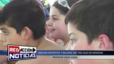 Photo of Redacción Noticias |  PROFESOR DIEGO OJEDA – ANALISIS DEPORTIVO Y BALANCE DE AÑO 2019 EN NATACION – LAS HERAS SANTA CRUZ