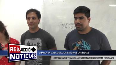 Photo of Redacción Noticias |  JESICA INSAURRALDE  – ALUSIVO DE UNPA UACO DE LAS HERAS SANTA CRUZ