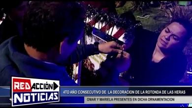 Photo of Redacción Noticias |  CRISTIAN MERCADO COLABORADOR – OMAR Y MARIELA PRESENTES EN ORNAMENTACION – LAS HERAS SANTA CRUZ