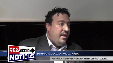 Photo of Redacción Noticias |  DIPUTADO NACIONAL ANTONIO CARAMBIA – LAS HERAS SANTA CRUZ