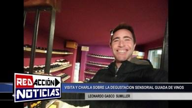 Photo of Redacción Noticias |  LEONARDO GASCO SUMILLER – INVITACION A DEGUSTACION GUIADA DE VINOS – LAS HERAS SANTA CRUZ