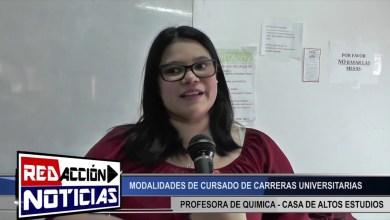 Photo of Redacción Noticias |  PROFESORA DE QUIMICA – CASA DE ALTOS ESTUDIOS – LAS HERAS SANTA CRUZ