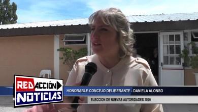 Photo of Redacción Noticias |  ELECCION DE AUTORIDADES 2020 – DANIELA ALONSO – HCD – LAS HERAS SANTA CRUZ