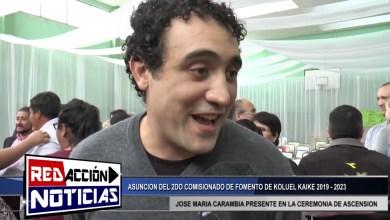 Photo of Redacción Noticias |  JOSEMA CARAMBIA Y EL DIP. NACIONAL ANTONIO C. EN KOLUEL KAYKE – LAS HERAS SANTA CRUZ
