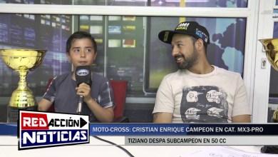 Photo of Redacción Noticias |  CAMPEONES DE MOTOCROSS PARTE 2 Las Heras Santa Cruz