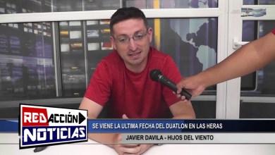 Photo of Redacción Noticias |  JAVIER DAVILA  – HIJOS DEL VIENTO – DUATLON EN LAS HERAS SANTA CRUZ