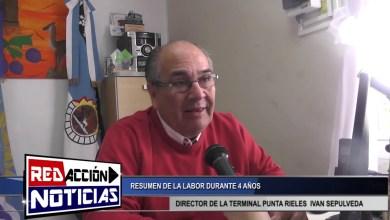 Photo of Redacción Noticias |  IVAN SEPULVEDA – DIRECTOR DE LA TERMINAL «PUNTA RIELES» – LAS HERAS SANTA CRUZ