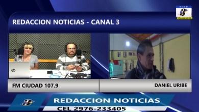 Photo of Redacción Noticias |  DANIEL URIBE  DANZA EN VIVO POR FACE – LAS HERAS SANTA CRUZ