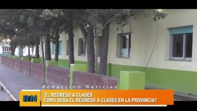 Photo of Redacción Noticias |  Como sera el REGRESO A CLASES – Las Heras Santa Cruz
