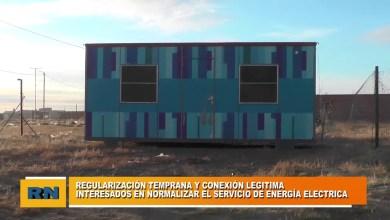 Photo of Redacción Noticias |  Comienza la regularización temprana y conexión del servicio eléctrico en el Barrio Las Américas