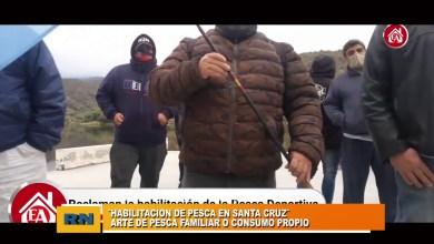 Photo of Redacción Noticias |  HABILITACIÓN DE PESCA Pcial – Las Heras Santa Cruz