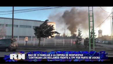 Photo of Redacción Noticias |  Nuevo Reclamo de  la UOCRA frente a YPF – Las Heras Santa Cruz