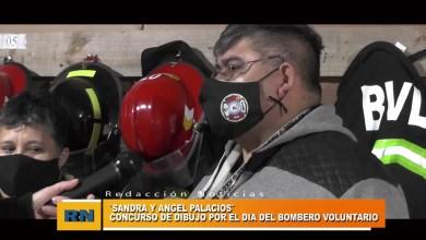 Photo of Redacción Noticias |  Concurso de Dibujo de BOMBEROS VOLUNTARIOS – Las Heras Santa Cruz