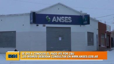 Photo of Redacción Noticias |  ANSES – Se dio a conocer el pago del IFE por CBU – Consulta en www.anses.gob.ar