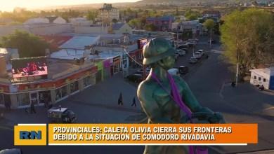Photo of Redacción Noticias |  Caleta Olivia refuerza sus controles tras situación del covid 19 en la Provincia del Chubut