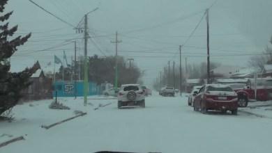 Photo of Redacción Noticias |  Nieve en Las Heras Santa Cruz (Film)