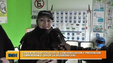 Photo of Redacción Noticias    SEGURIDAD VIAL  –   MARCELA UBILLA